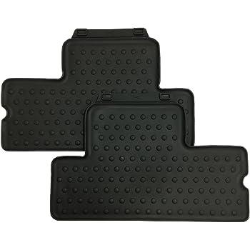 3D MAXpider Front Row Custom Fit Floor Mat for Select Toyota Tundra Models Classic Carpet Tan