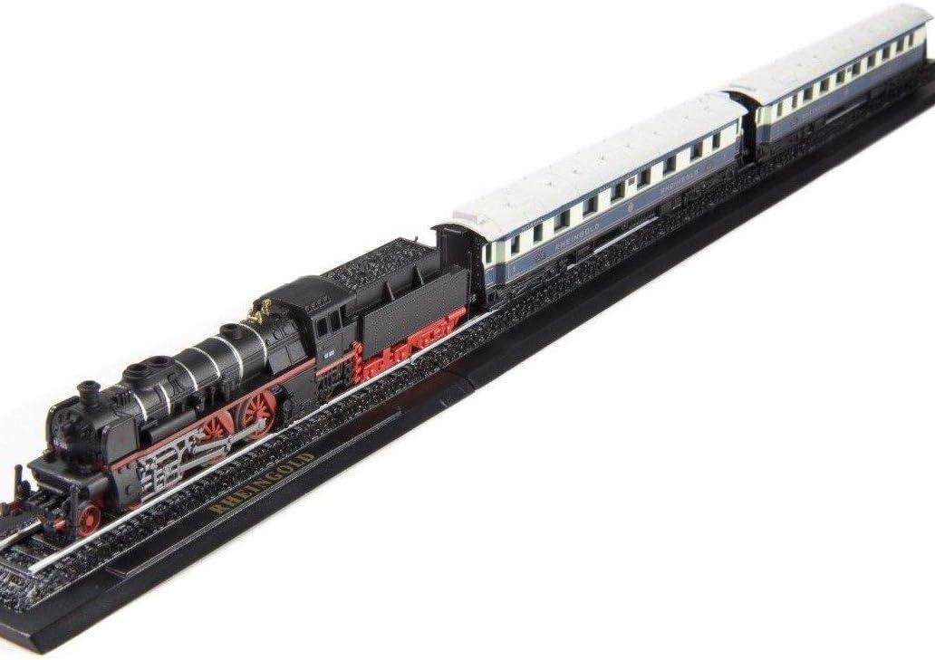 Z guage 1//220 scale Brand New Orient Express Model Train