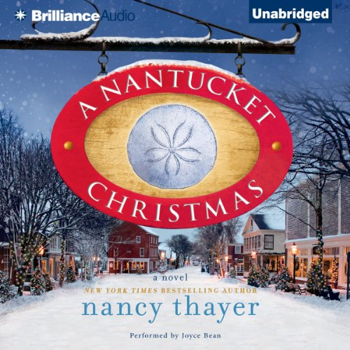 A Nantucket Christmas: A Novel by Brilliance Audio