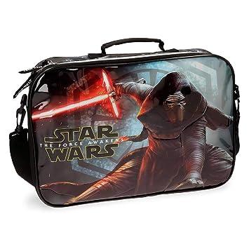 Star Wars The Force Awakens Mochila Infantil, Color Negro, 7.44 litros: Amazon.es: Equipaje