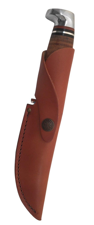 Case Gut Hook Leather Hunter Knife by Case (Image #5)