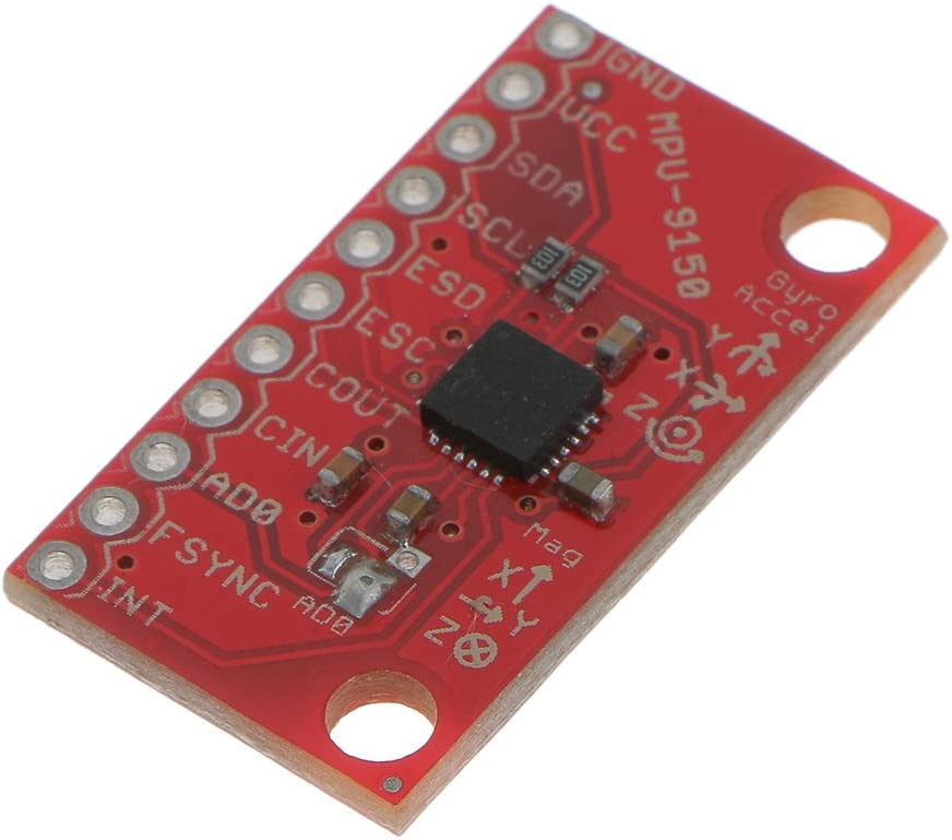 Almencla Neues MPU 9150 9DOF 3 Achsen Gyroskop Beschleunigungsmesser