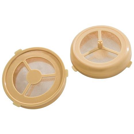 Amazon.com: Xavax café Senseo reutilizable. Pads Pack 2 ...