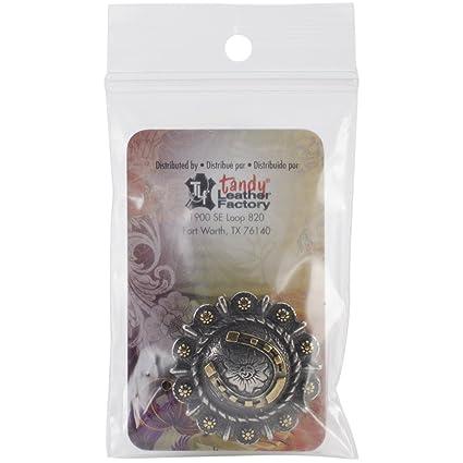 "Amazon.com: Tandy Leather Roped Berry Horseshoe Concho 1-1/4"" (3.2 ..."