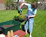 The Potting Caddy-flower, seed and planting soil portable tabletop potting gardening bench