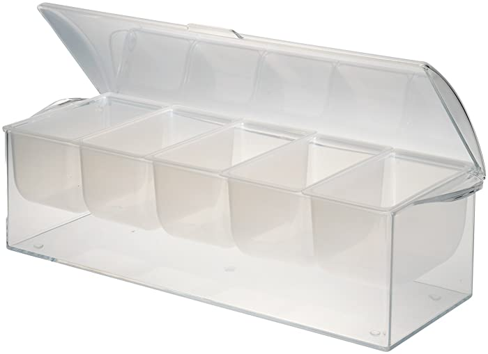 Top 10 4 Compartment Food Containers For Concession Stand