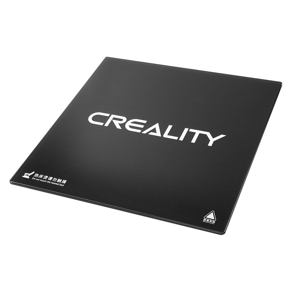 Comgrow Heat Bed Glass Plate 235 x 235mm for Creality 3D Printer Ender-3: Amazon.es: Industria, empresas y ciencia