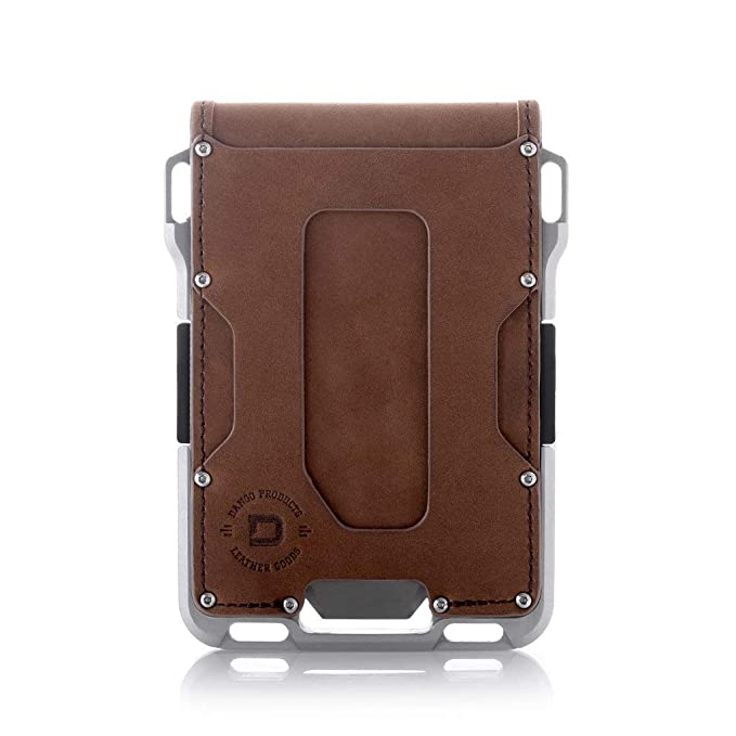 d8404692fd Dango M1 Maverick Wallet - CNC-Machined Aluminum, RFID Blocking, Made in USA
