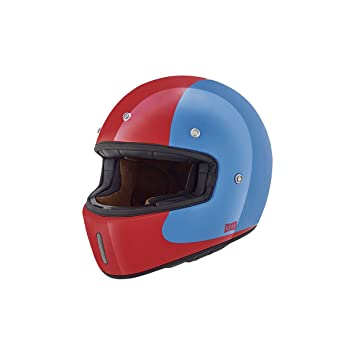 Casco Nexx integral x.g100 Rocker Blue/Red – L – Azul -