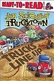 Trucks Line Up, Jon Scieszka, 1416941479