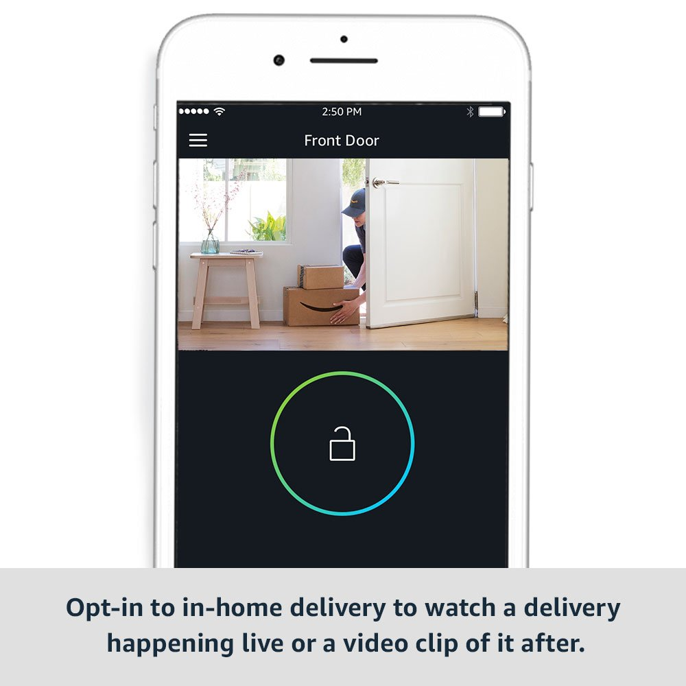 Introducing Amazon Key - Amazon Official Site - In-home delivery and ...
