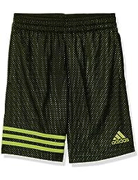 Big Boys' Athletic Short, Black/Yellow, X-Large