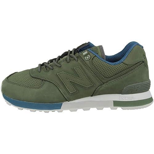 new balance verde militare