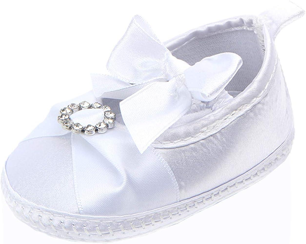 GEMVIE Zapatos Bebé Niñas Tela Algodón Primeros Pasos ...