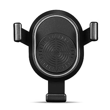 redshooeYY Cargador inalámbrico para Coche Cargador Todo en uno Localizador GPS Búsqueda Inteligente de automóviles Cargador