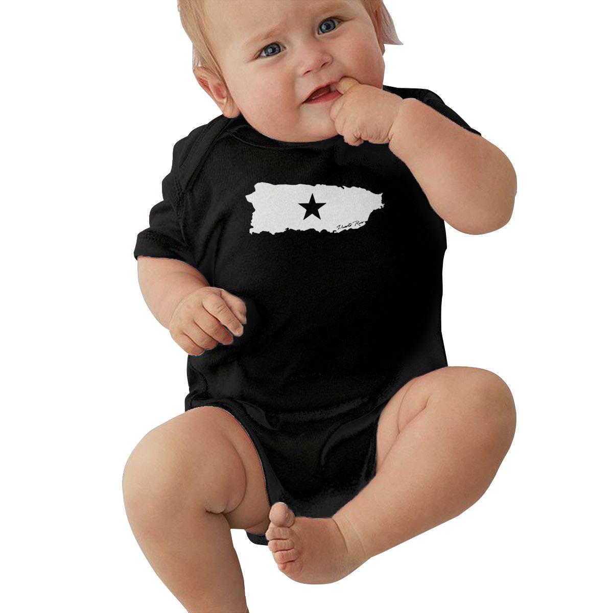Puerto Rico Baby Original 100/% Cotton Baby Onesie