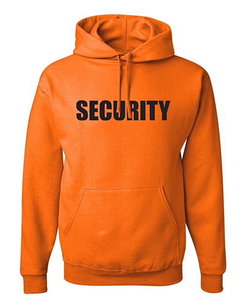 CheapAssTees Security Graphic Hoody