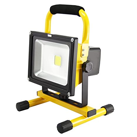 Mctech 20w Led Batterie Portable Rechargeable Lampe Baladeuse