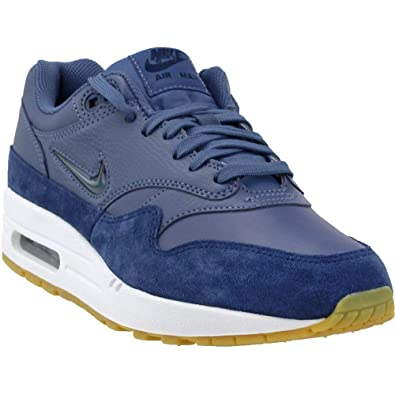 free shipping 83feb e535e Nike Women s W Air Max 1 Premium Sc Competition Running Shoes, Multicolour  (Diffused Blue