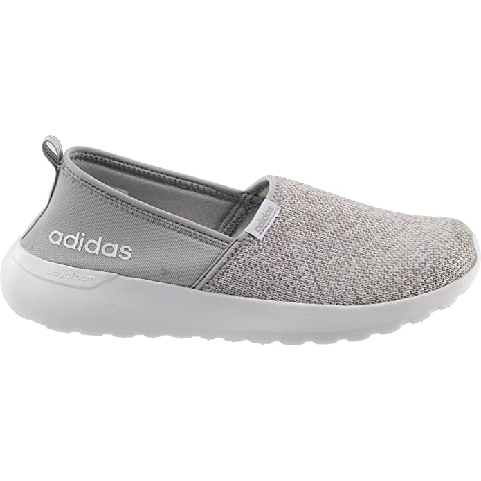 fbe8ff3382eae7 ... promo code for amazon adidas womens cloudfoam lite racer slip on  loafers slip ons 66efe 5f6ec ...
