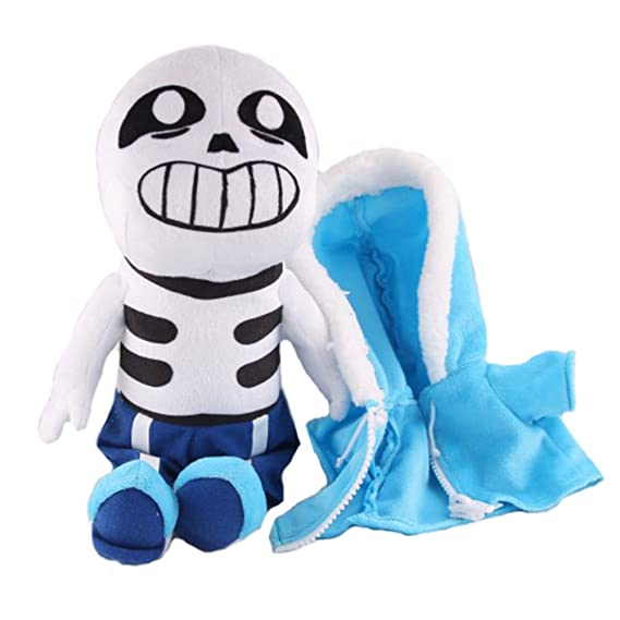 New Arrival Undertale Sans Plush Soft Toy Doll For Kids Gift-Nueva Llegada Undertale Sans Suave De La Felpa Muñeca De Juguete Para Niños Regalo: Amazon.es: ...