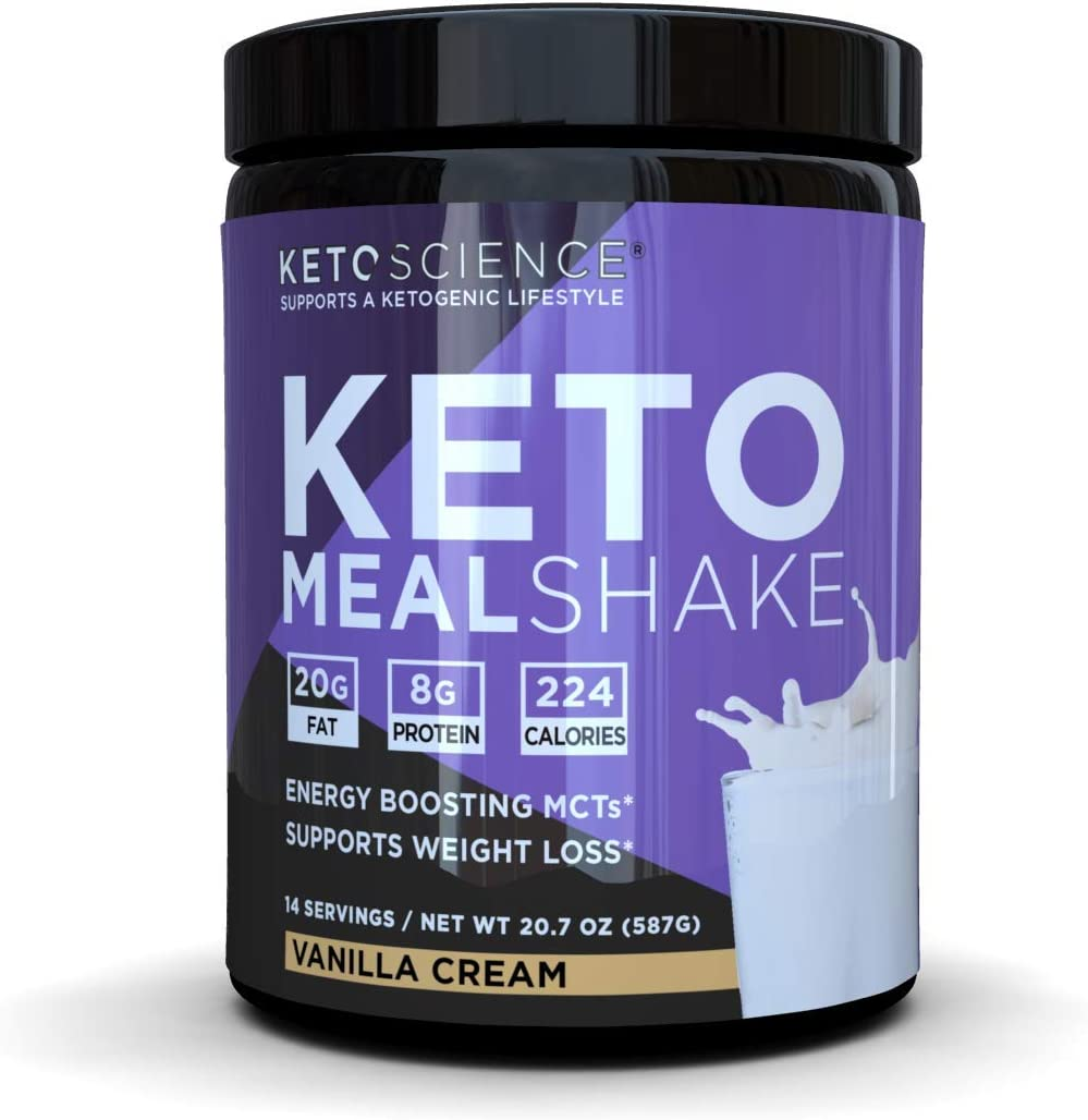 Keto Science Ketogenic Meal Shake