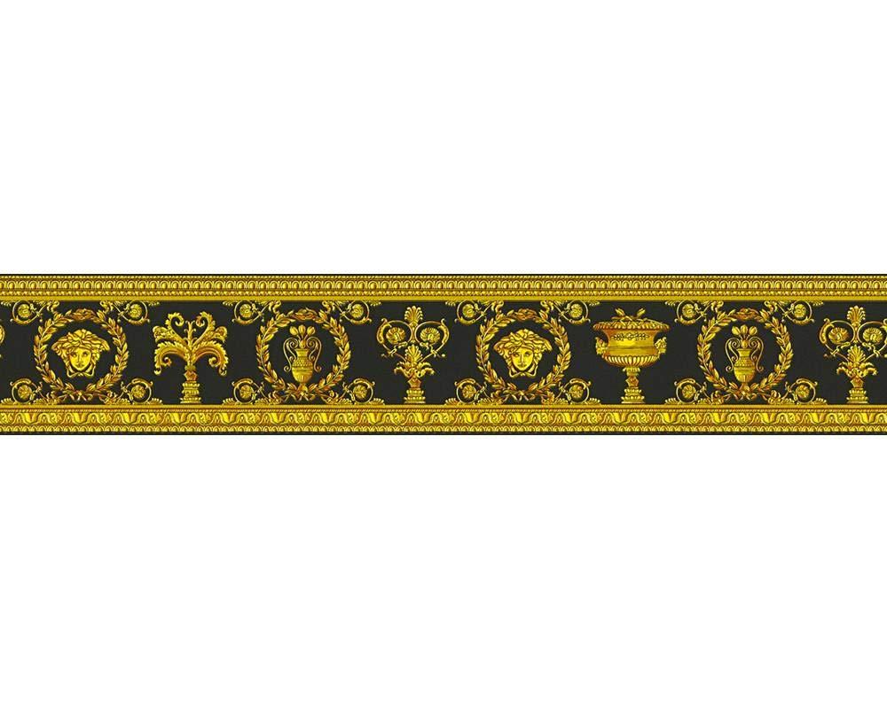 Versace 3 Wallpaper Collection, 343051 Border Sancar