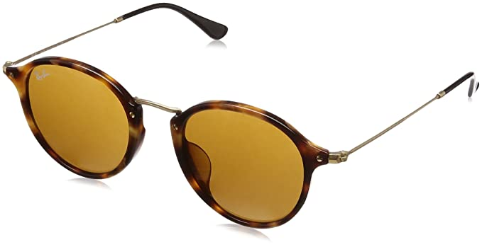 c7b4992815 Image Unavailable. Image not available for. Colour  Ray-Ban Sunglasses  RB2447 Round Fleck Asian Fit 1160