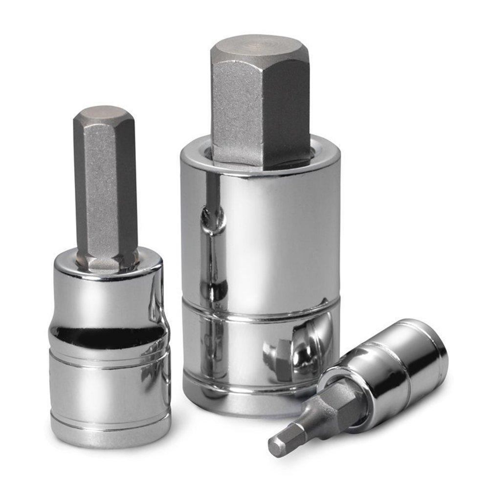 Neiko 10075A SAE Hex Bit Socket Set | 13-Piece Set | S2 Steel