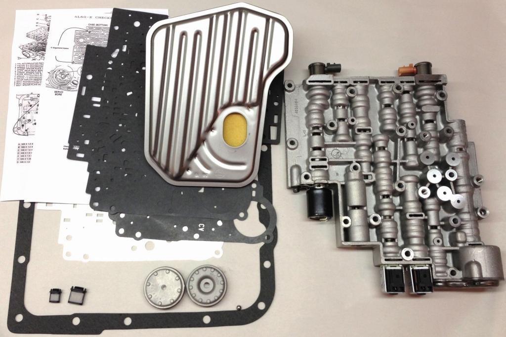 Shift Rite Transmissions replacement for 4L60E 96-97 M30 Sonnax Update Control Valvebody Shift Rite 4L60E
