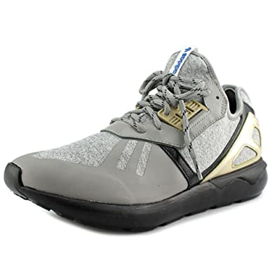 new styles d48a2 25567 adidas Tubular Runner Mens in Medium Grey Black, 8
