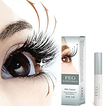277f6fe3c05 PEPECARE Eyelash Enhancer Eye Lash Fast Rapid Repair Oil Growth Serum Liquid  100% Natural 3ml