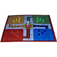 Decals prime Classic Children Ludo Board Game - Snakes and Ladders Carton