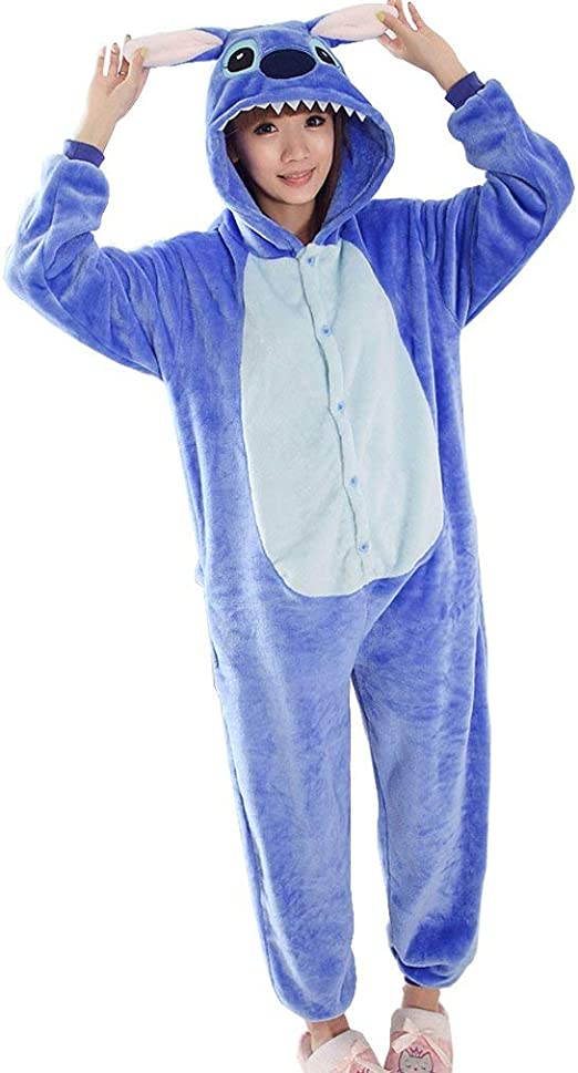 BIEE Pyjamas Unisex Cosplay Disfraz para Adultos, Animales Pyjamas ...
