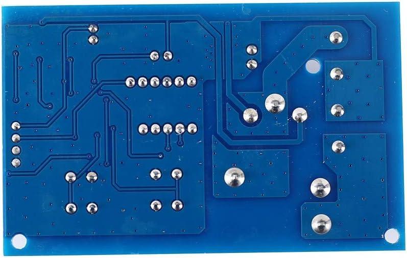 M/ódulo De Protecci/ón De Descarga YX830 M/ódulo De Control De Subtensi/ón De Bater/ía 30A Protector De Bater/ía Tablero De Protecci/ón De Bajo Voltaje 12V 24V 48V 36V 48V Bater/ía