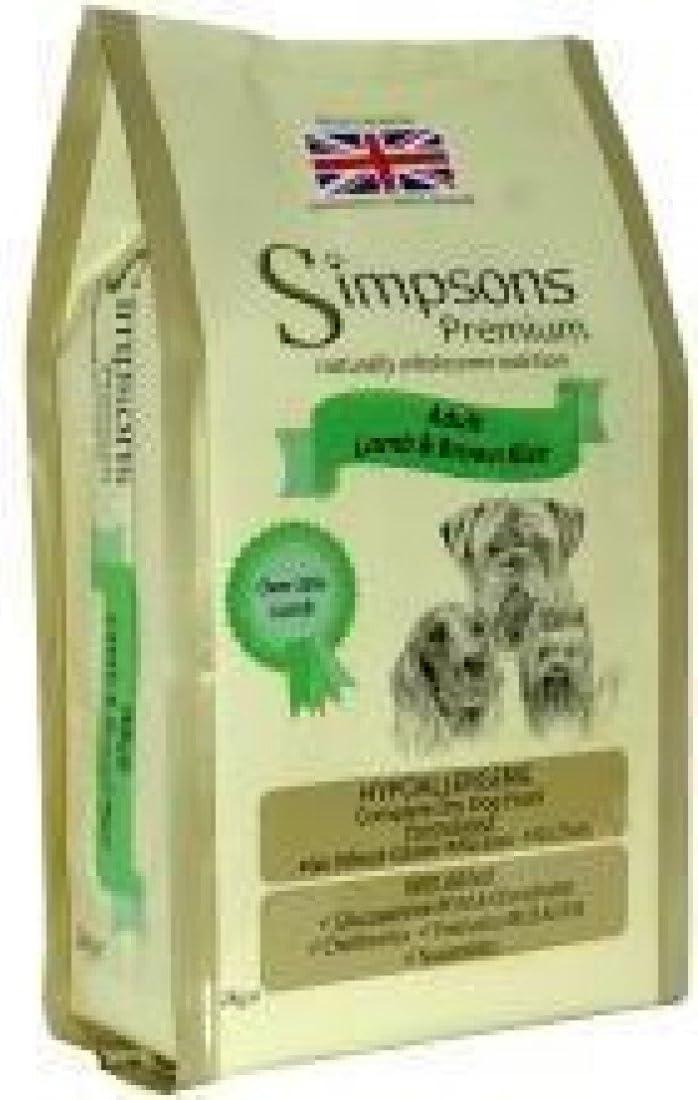 SIMPSON DOG LAMB&B/RICE 12KG