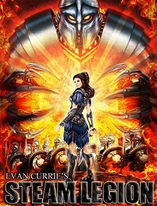 book cover of Steam Legion