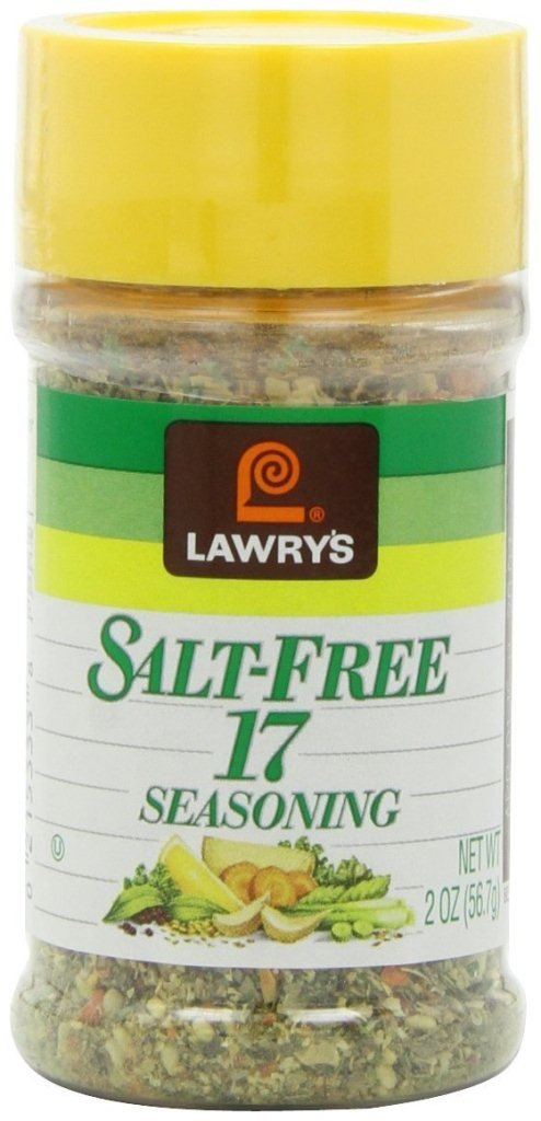 Lawrys Salt Free 17 Seasoning, 2 Ounce