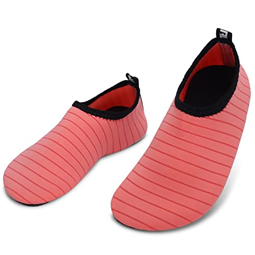 4b1c2bd573c Barerun Women and Men Quick-Dry Barefoot Water Shoes for Beach Pool Surf  Swim Yoga