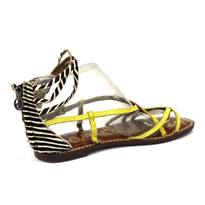 45ea02c98ec859 Sam Edelman Fashionable Gable Snake Skin Shoes for Women  Amazon.co.uk   Shoes   Bags