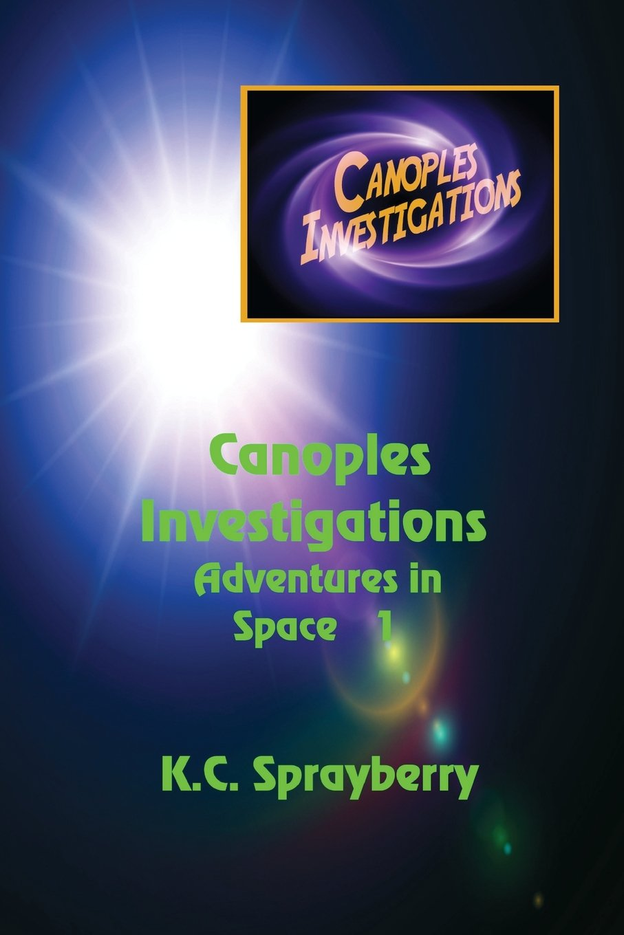 Canoples Investigations Adventures in Space 1 PDF
