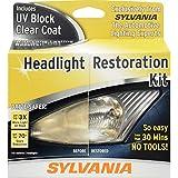 SYLVANIA 38771 Headlight Restoration Kit