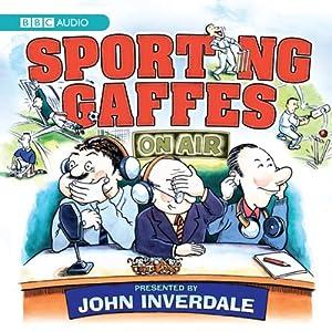 Sporting Gaffes Radio/TV Program