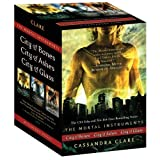 The Mortal Instruments: City of Bones; City of Ashes; City of Glass by Clare, Cassandra (October 19, 2010)