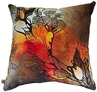 DENY Designs Iveta Abolina Before The Storm Throw Pillow, 18 x 18