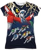 Sublimation: Junior Fit - Boltron Voltron T-Shirt
