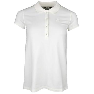 K-WAY - Polo - Blusa - para Mujer Blanco M: Amazon.es: Ropa y ...