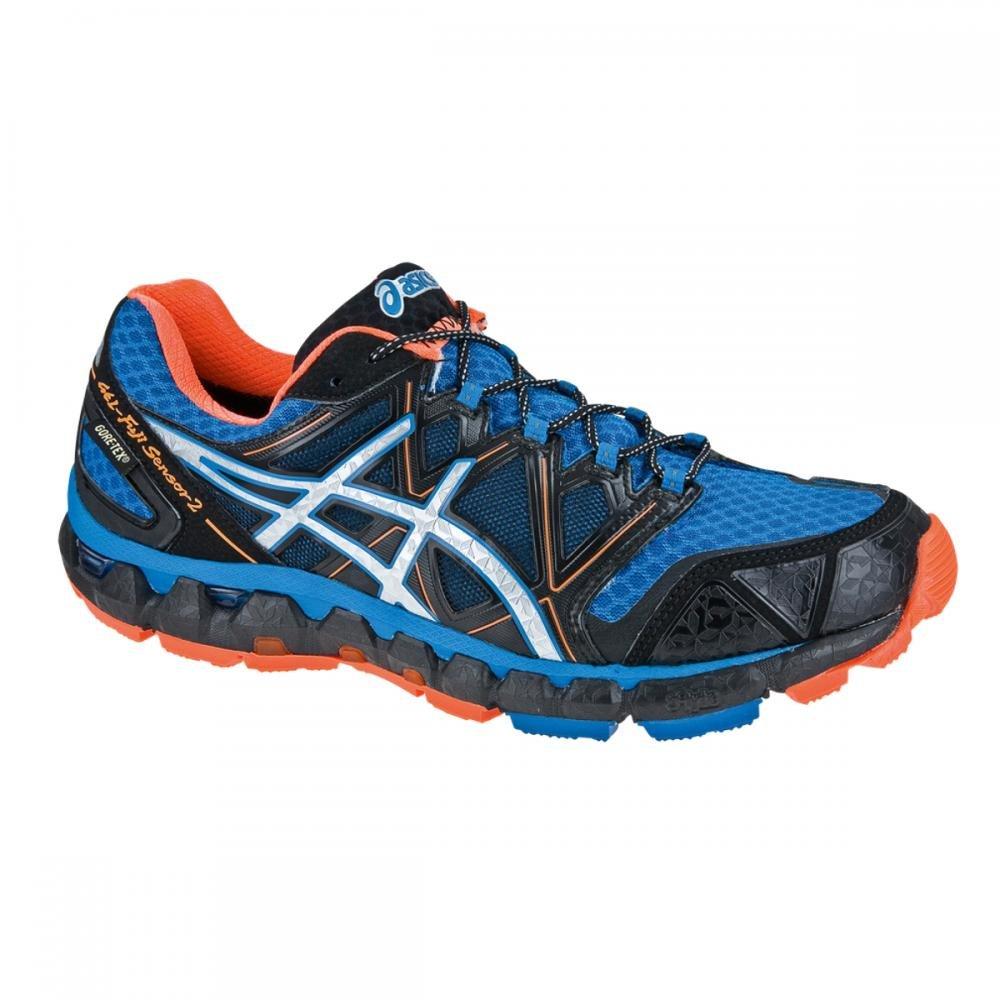 Le test des chaussures de trail Asics Fuji Sensor2 | Lepape Info