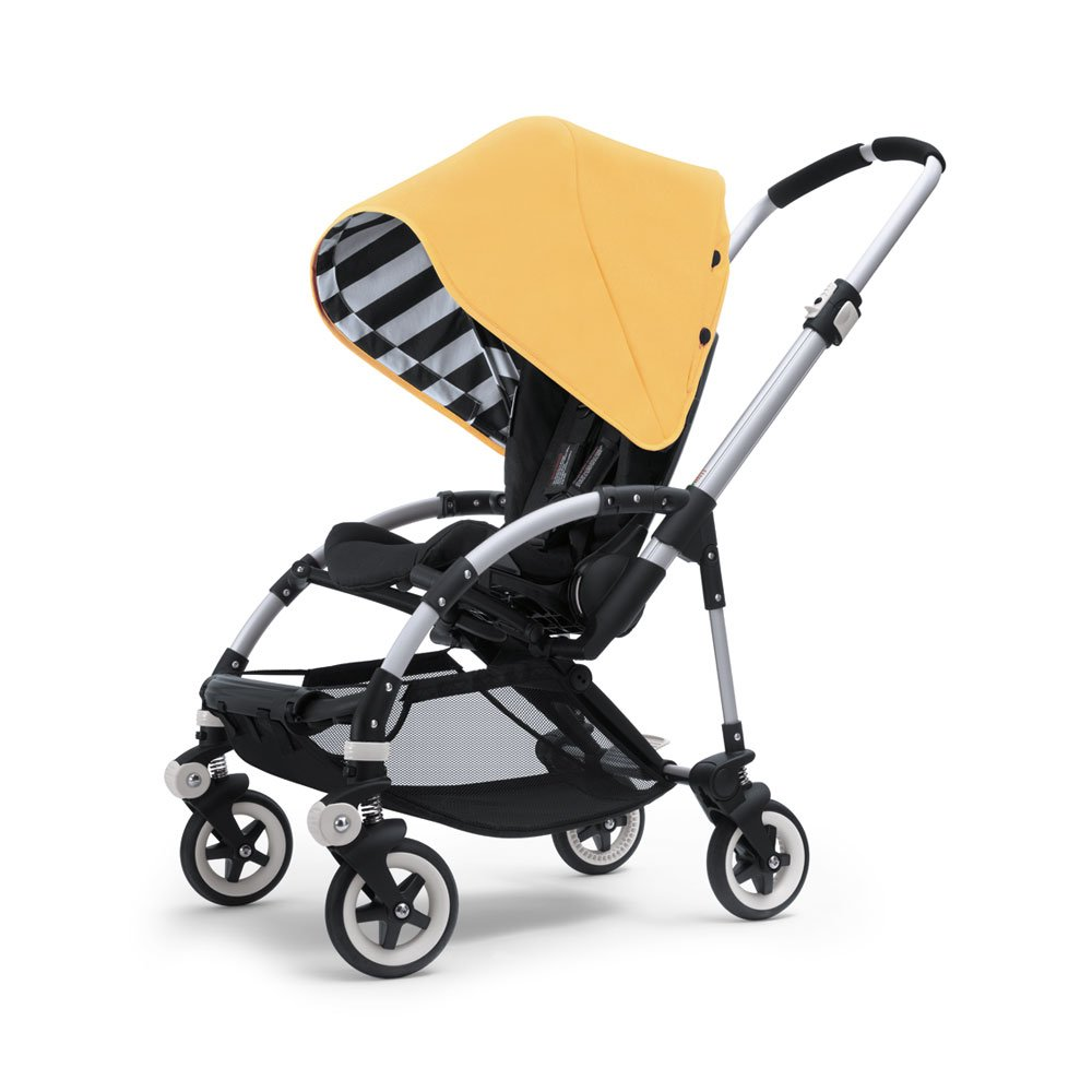 Bugaboo Bee Plus Sun Canopy in Sunny Gold