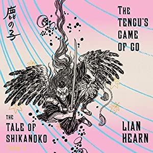 The Tengu's Game of Go Audiobook